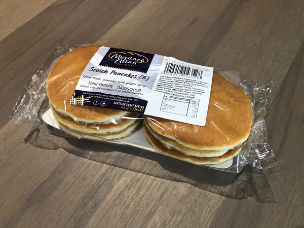 Scotch Pancakes - Pack of 6